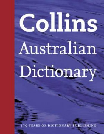 Collins Australian Dictionary by Various