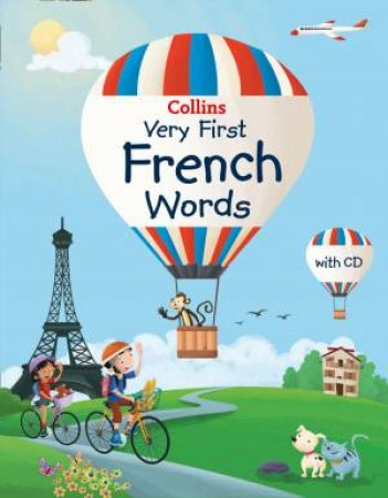 Collins Very First French Words by Various