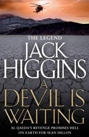 A Devil Is Waiting by Jack Higgins