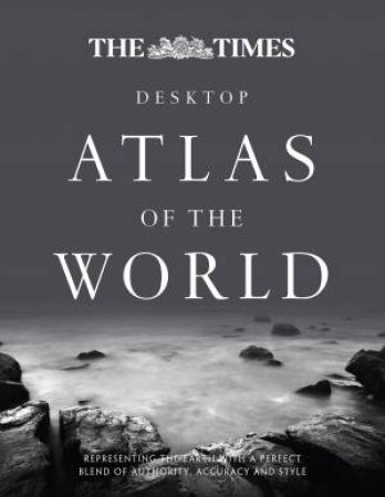 The Times Desktop Atlas of the World by Various