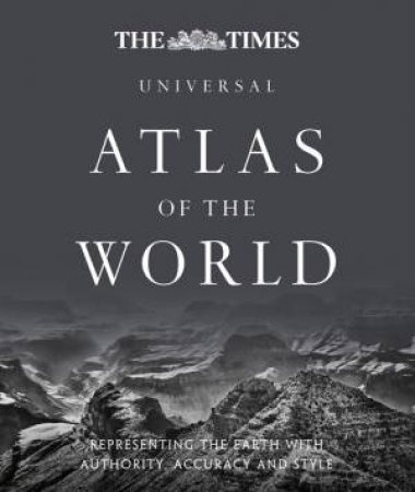 The Times Universal Atlas Of The World [new Edition] by None