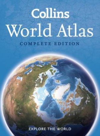 Collins World Atlas Concise Edition by Various