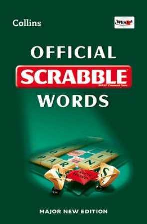 Collins Official Scrabble Words by David Pearl