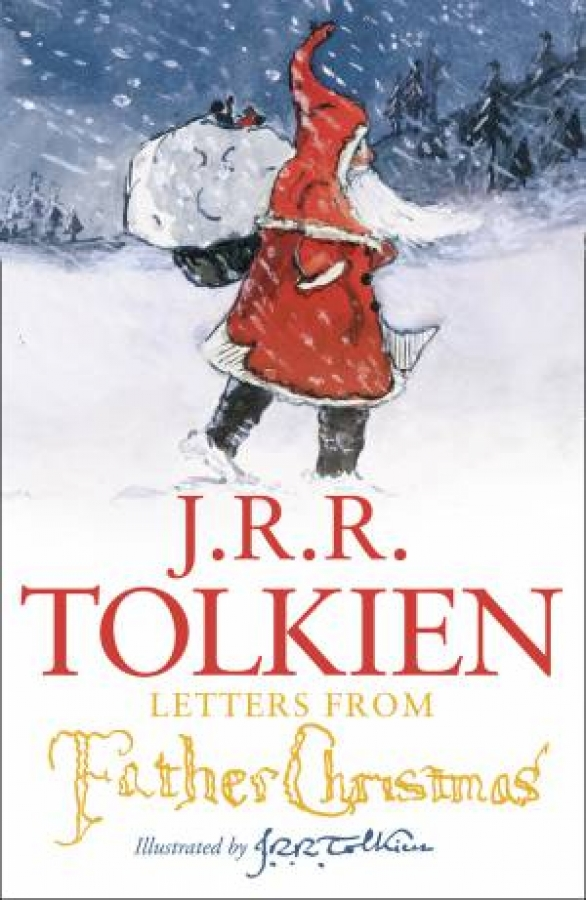 Letters-From-Father-Christmas-by-J-R-R-Tolkien-Hardcover