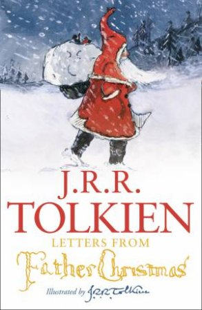 j r r tolkien books online qbd books s premier  letters from father christmas