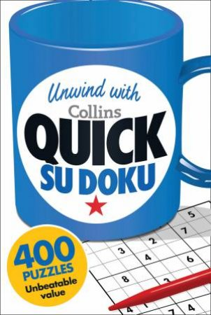 Collins Quick SuDoku by Various