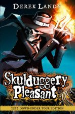 Skulduggery Pleasant  Tour Edition