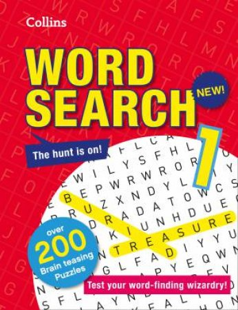 Collins Word Search: Book 1 by None
