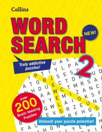 Collins Word Search: Book 2 by None