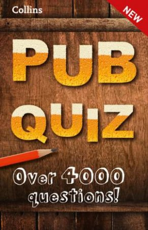 Collins Pub Quiz by Various
