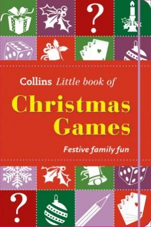 Collins Little Book Of Christmas Parlour Games by Various