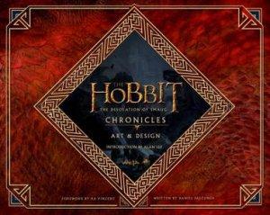 The Hobbit: The Desolation of Smaug - Chronicles: Art & Design by Daniel Falconer & Weta