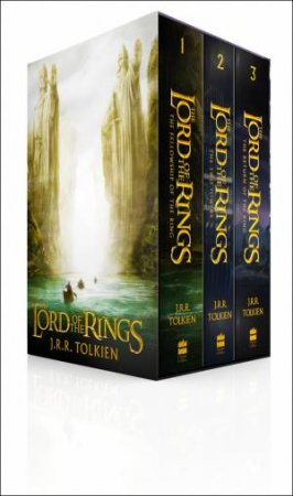 The Lord Of The Rings: Boxed Set  by J R R Tolkien
