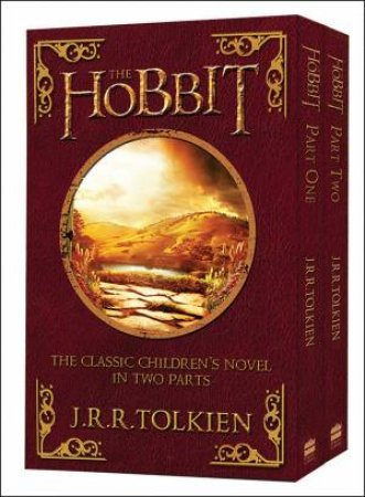 The Hobbit: Parts 1 And 2 Slipcase by J R R Tolkien