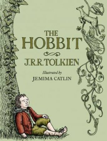 The Hobbit - Illustrated Edition