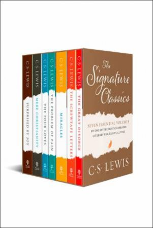 The Complete C. S. Lewis Signature Classics by None