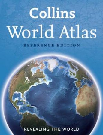 Collins World Atlas: Reference Edition [New Edition] by None