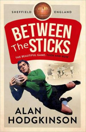 Between the Sticks by Alan Hodgkinson