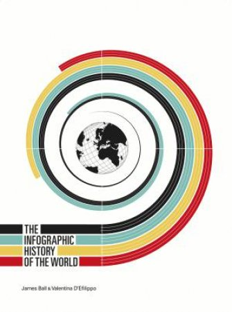 The Infographic History of the World by James Ball & Valentina D'Efilippo