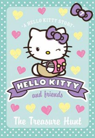 Hello Kitty and Friends 07 : The Treasure Hunt by Linda Chapman