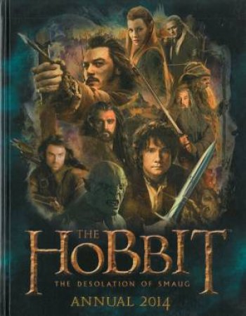 The Hobbit: The Desolation of Smaug: Annual 2014 by Various