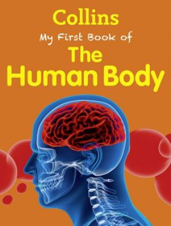Collins My First Book Of The Human Body by Various