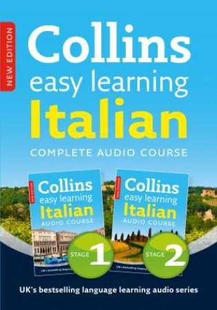 Collins Easy Learning Audio Course: Complete Italian (Stages 1 And 2)Box Set by Clelia Boscolo