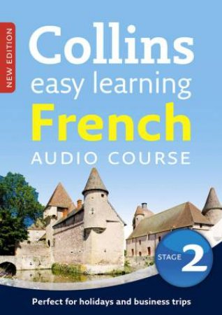 Collins Easy Learning Audio Course: French (Stage 2) by Rosi McNab