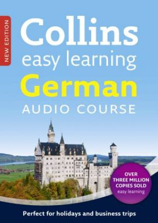 Collins Easy Learning Audio Course: German by Rosi McNab