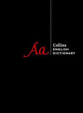 Collins English Dictionary - 12th Ed.  by Various