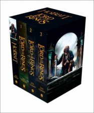 The Hobbit and The Lord of the Rings Boxed Set  Film Tiein Edition