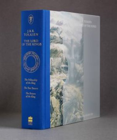 Lord of the Rings: Illustrated Slipcased Edition by J R R Tolkien