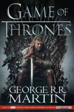 Game of Thrones TV tiein edition