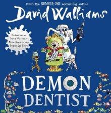 Demon Dentist Unabridged Edition