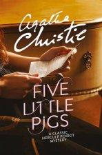 Poirot Five Little Pigs