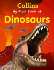 Collins My First Book Of Dinosaurs