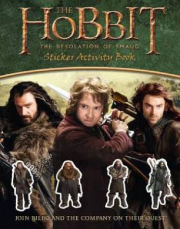 The Hobbit: The Desolation Of Smaug - Sticker Activity Book by Various