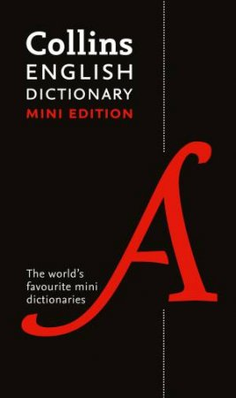 Collins Mini English Dictionary- 5th Ed.  by Various
