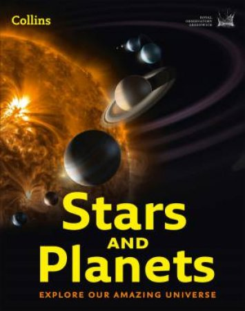 Collins Stars and Planets by Various