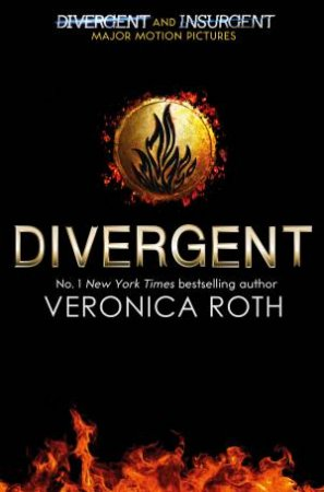 Divergent (Adult Cover) by Veronica Roth