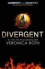 Divergent Adult Cover