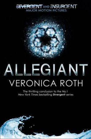 Allegiant (Adult Cover) by Veronica Roth