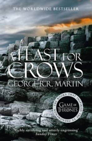 A Feast For Crows by George R R Martin