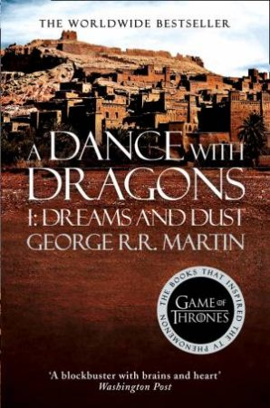 A Dance with Dragons: Part by George R R Martin