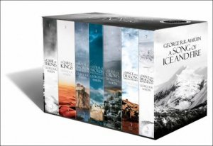 A Game of Thrones: The Story Continues: The Complete Box Set of all 7 Books  by George R R Martin