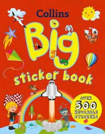 Collins Big Sticker Book by Various