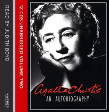 An Autobiography: Volume Two [Unabridged Edition] by Agatha Christie