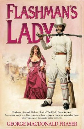 Flashman's Lady