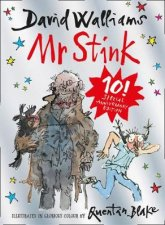 Mr Stink  Anniversary Edition