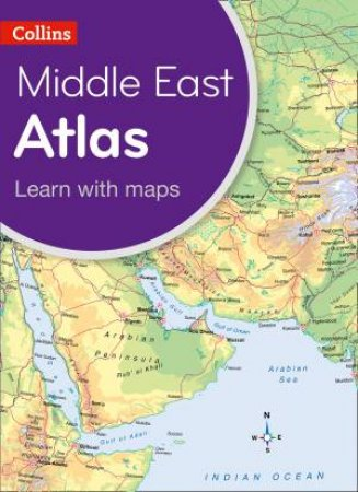 Collins Primary Geography Atlas for the Middle East by Various